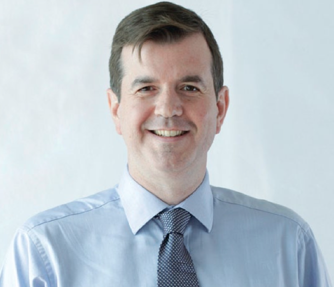 Paul Navratil, Partner at PricewaterhouseCoopers Middle East