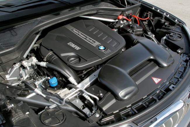 BMW X5 Twin Turbo