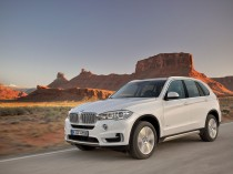 all new BMW X5 exterior