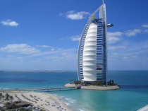 Burj Al Arab in Dubai is Jumeirah Group's iconic luxury property.