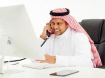Saudi businessman