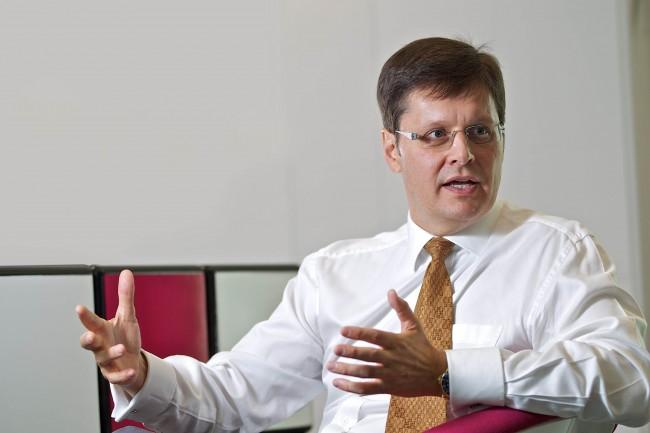 Steve Hamilton-Clark, CEO of TNS MENA_0063