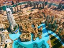 Dubai Property Aerial