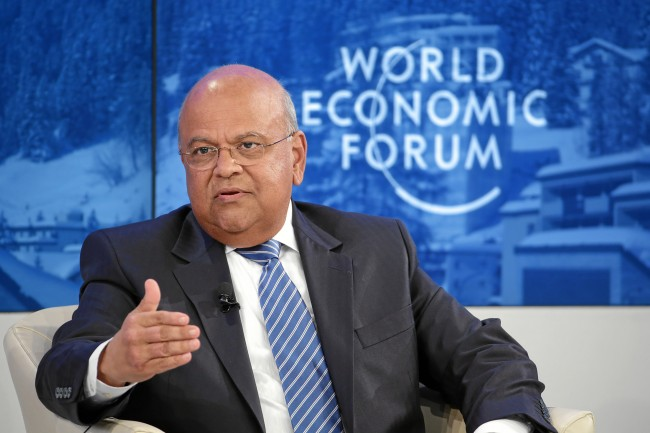 BRICS in Midlife Crisis?: Pravin Gordhan