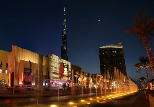 The Dubai Mall Grand Drive