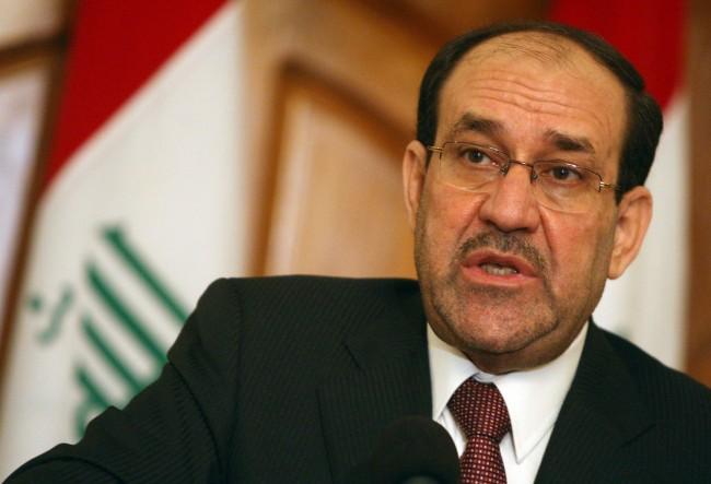 Nouri Maliki Iraq