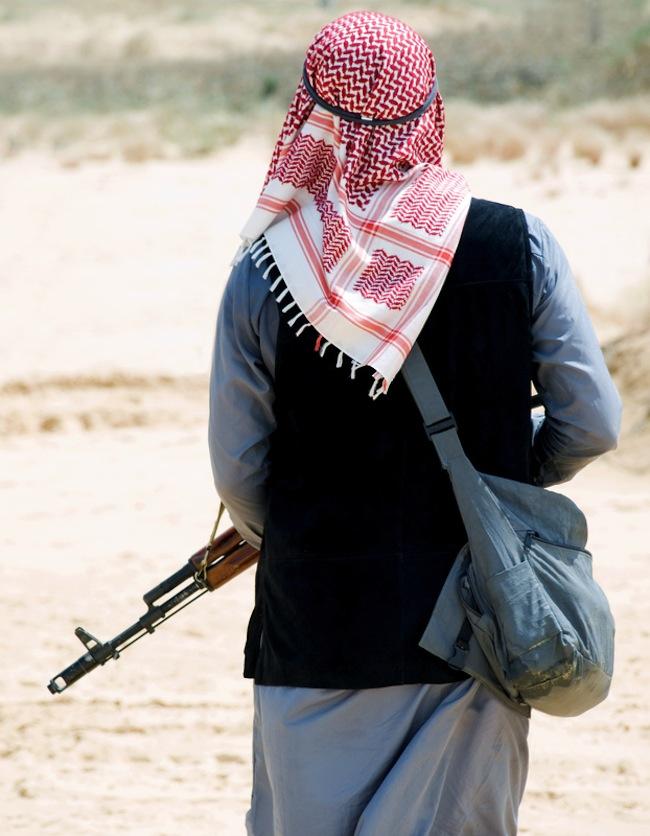 Iraqi rebel