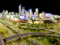 An artist's impression of the world's largest mall – Dubai's Mall of the World