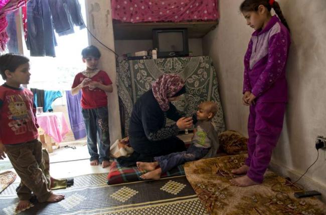 Syria refugee2