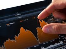Analyzing Stock Market Chart