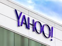 Yahoo Corporate Headquarters Sign