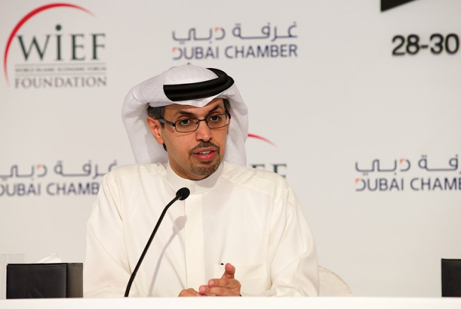Hamad Buamim, President and CEO of Dubai Chamber of Commerce and Industry