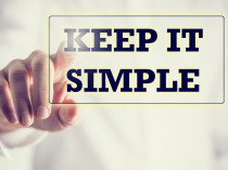 Keeping it simple is a good operations strategy