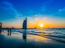 Visitors throng Dubai in the holiday season