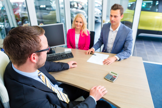 A strong salesperson has several valuable attributes