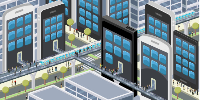 Dubai's 'smart' ambition
