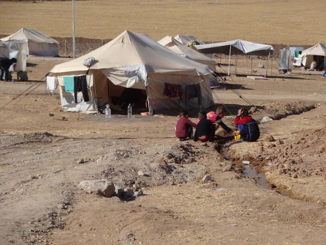 Tackling the refugee crisis
