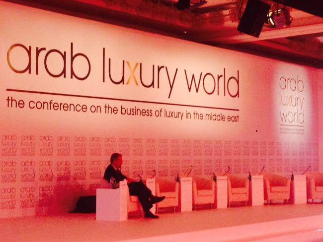 Discussing the future of luxury