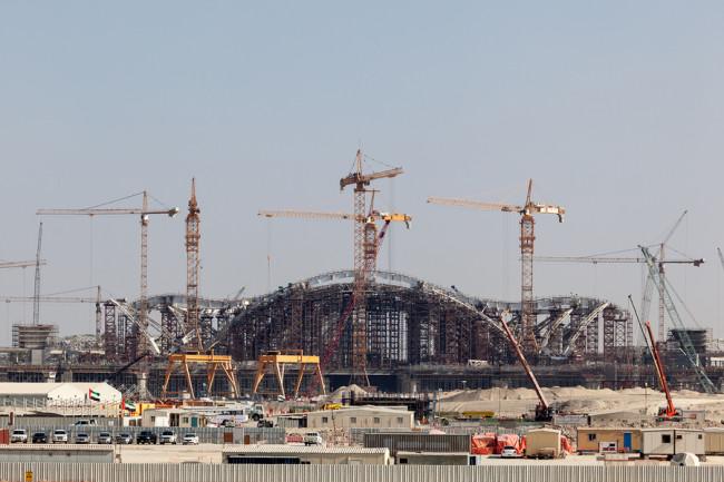 New International Airport In Abu Dhabi
