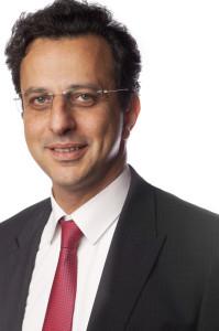 Nasser Ali Khasawneh, Managing Partner Middle East of Eversheds