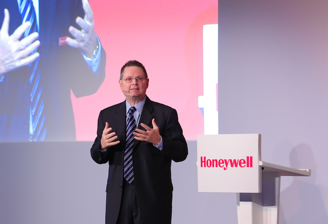 Norm Gilsdorf, president for Honeywell's Middle East, Russia and Central Asia regions.