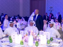 Some of the CEOs at 2015's Top CEO awards evening in Dubai. The event this year will be held on April 5.