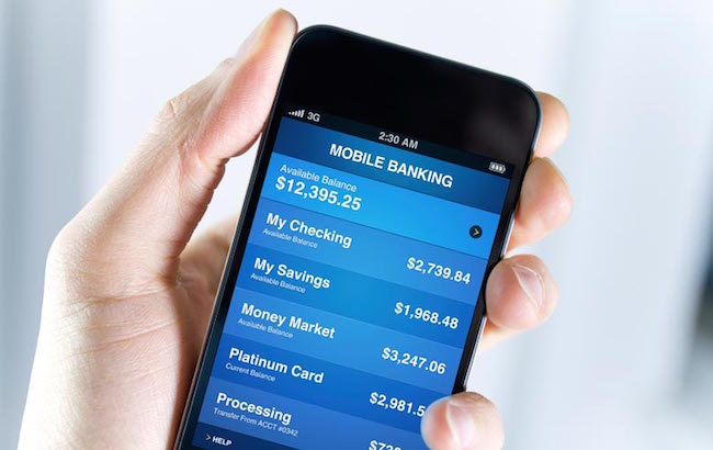 Mobile banking empowers people and gets them into the banking fold.
