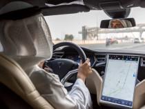 2017 Emirates Electric Vehicle Road Trip