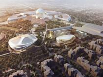 Astana Expo 2017 - Master plan